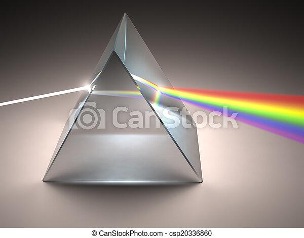 Crystal Prism - csp20336860