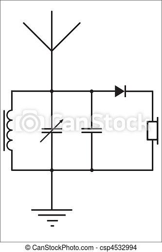 Crystal receiver - csp4532994
