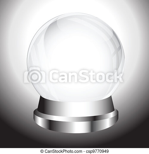 Crytal ball - csp9770949