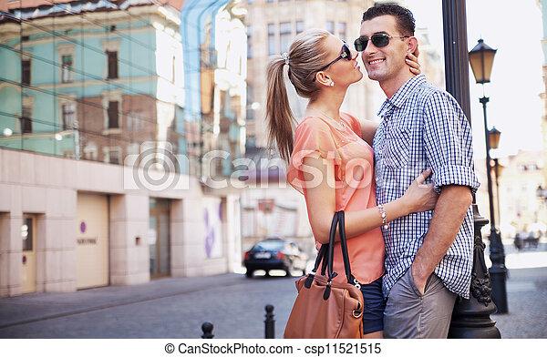 csókolózás, párosít - csp11521515