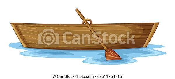 csónakázik - csp11754715