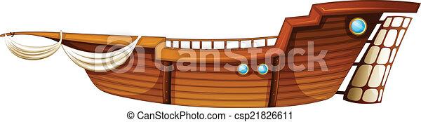 csónakázik - csp21826611
