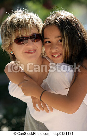 család, boldog - csp0121171