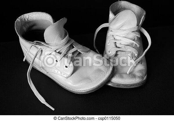 csecsemő, szüret, cipők - csp0115050