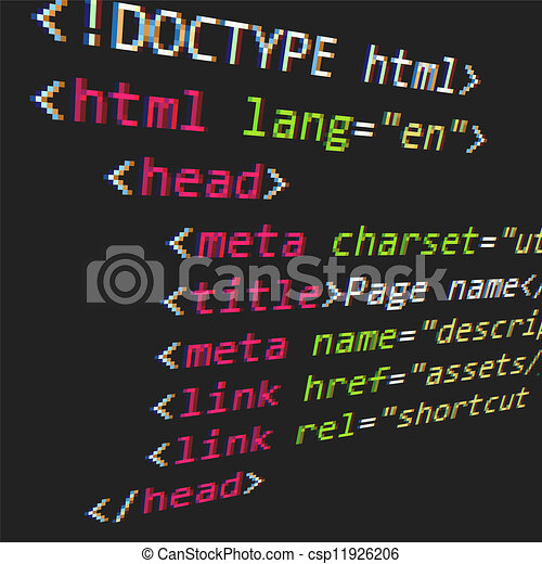 Css And Html Code