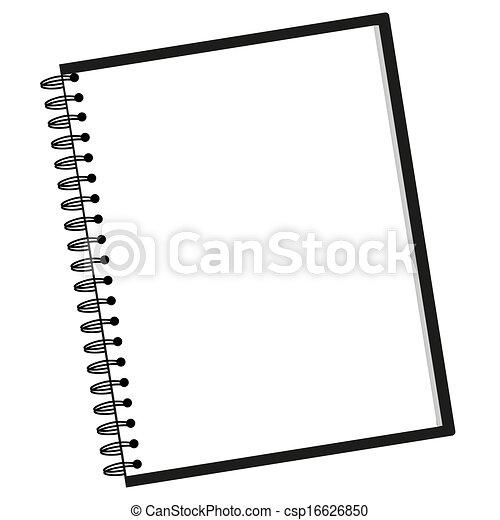 El cuaderno - csp16626850