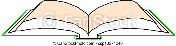El cuaderno - csp13274240