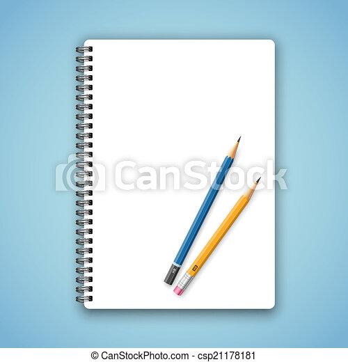 El cuaderno - csp21178181