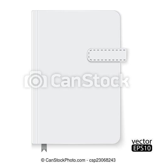 El cuaderno - csp23068243