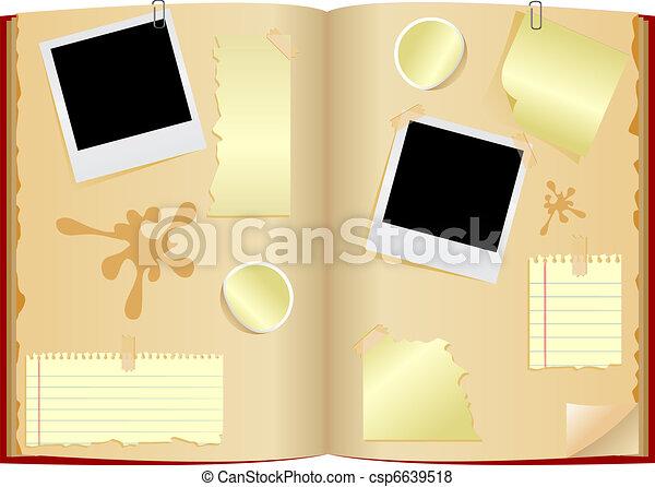 El cuaderno - csp6639518