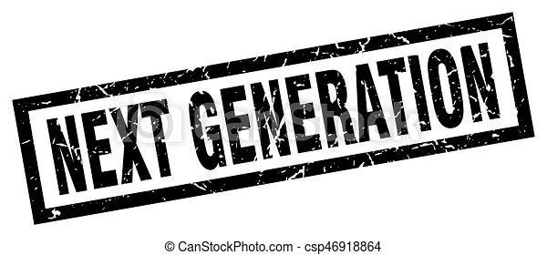 El grunge negro de la próxima generación - csp46918864