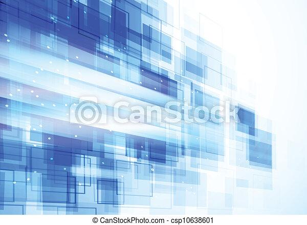 En el fondo con cuadrados - csp10638601