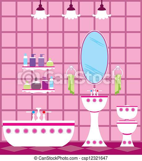Imagen cuarto de ba o iluminaci n equipment for Accesorios cuarto de bano