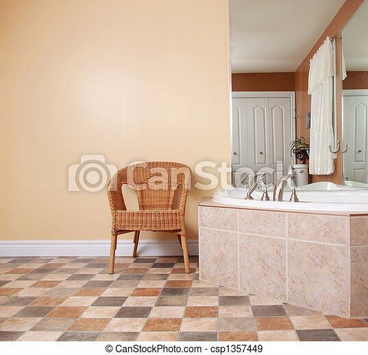 cuarto de baño - csp1357449
