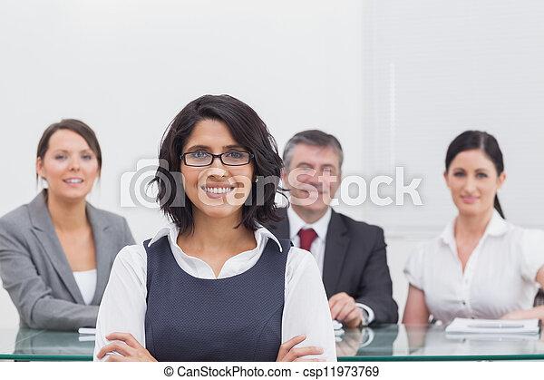 cuatro, empresarios - csp11973769