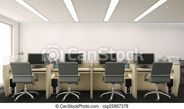 Cub culos oficina 3d render sillas de la oficina for Cubiculos de oficina