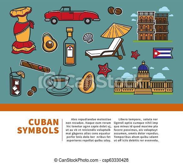 Travel Design with Famous Canadian Symbols Culture Elements Classic Fridge Magnet