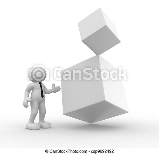 Cube - csp9692492