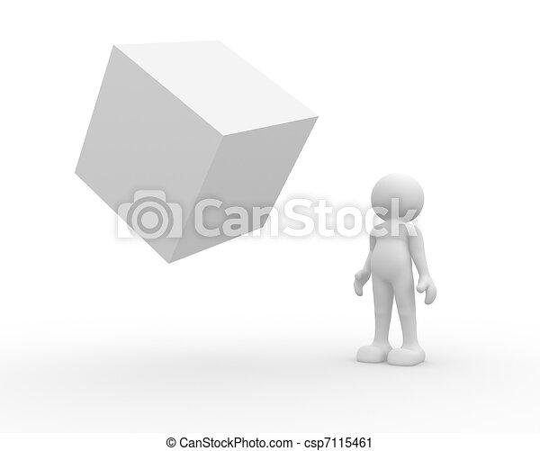 Cube - csp7115461