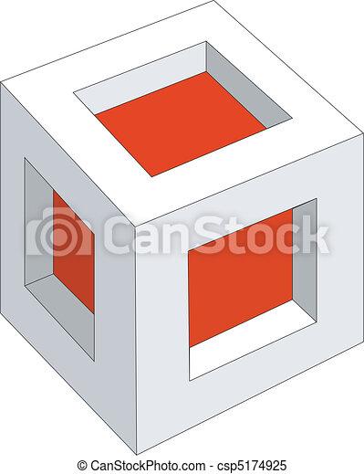 cubes color 11 - csp5174925