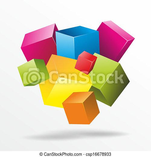 cubes - csp16678933