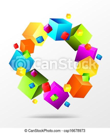cubes - csp16678973