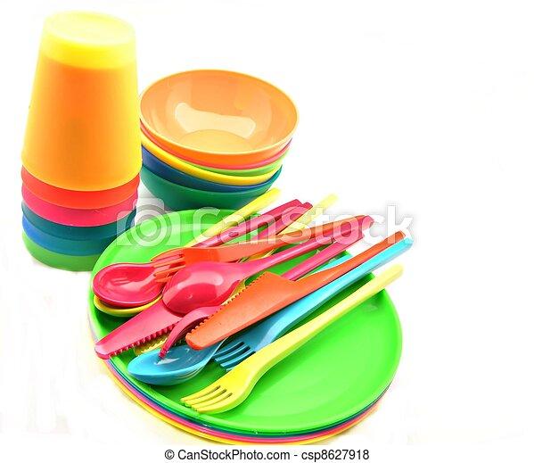Mesa plástica - csp8627918