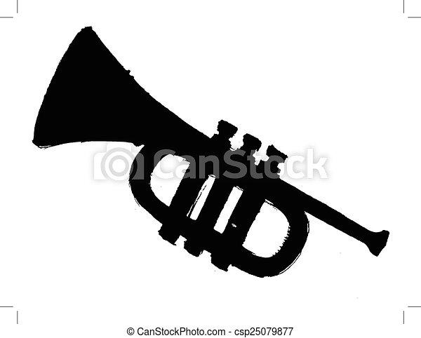 Horn - csp25079877
