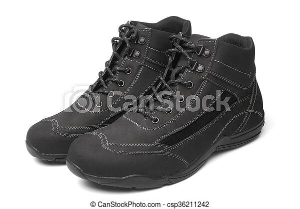 Botas de cuero - csp36211242