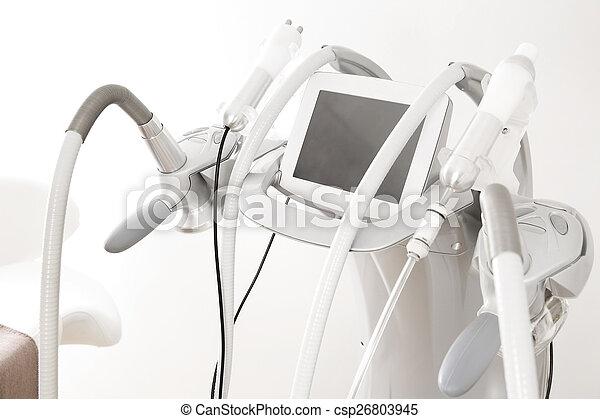 Equipos avanzados para forma de cuerpo y tratamientos - csp26803945