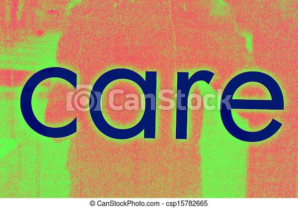 cuidado - csp15782665