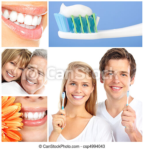 cuidado dental - csp4994043