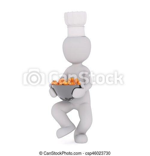 Cuisine 3d Homme