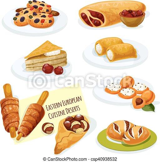 Cuisine oriental desserts patisserie europ en ic ne for Cuisine orientale