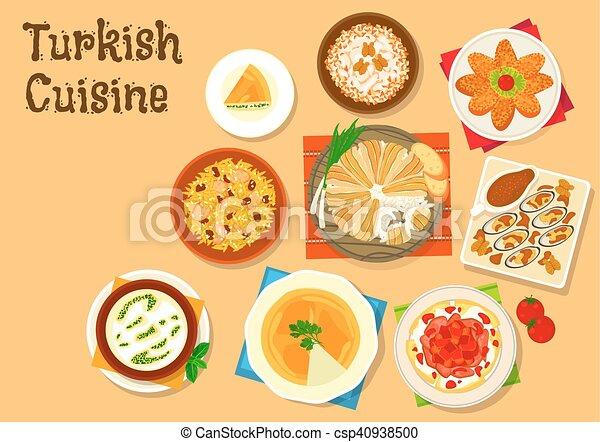 Cuisine plats turc menu national conception fromage - Cuisine turc traditionnel ...