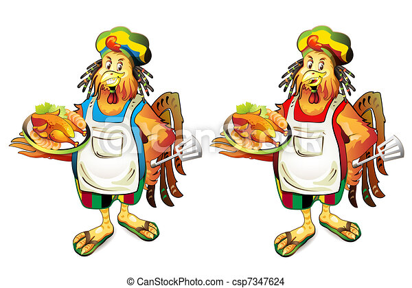 Cuisinier noix coco dessin anim cuisinier noix coco for Cuisinier vegetarien