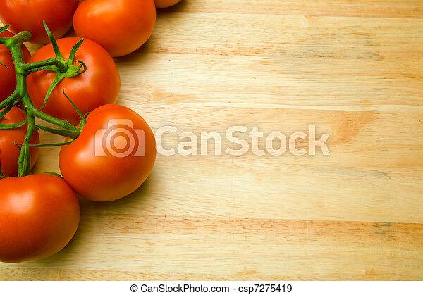 culinaire, résumé, fond - csp7275419