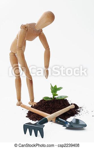 Cultivation concept - csp2239408