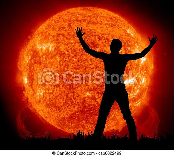 culto sol - csp6822499