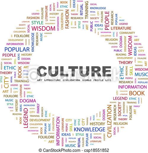 cultura - csp18551852