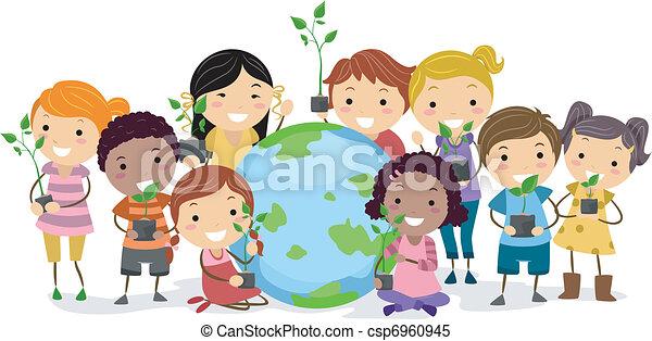 Diversidad cultural - csp6960945