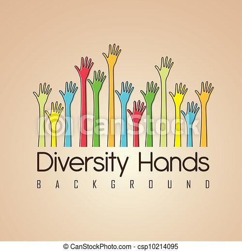 cultural, diversidade, étnico - csp10214095