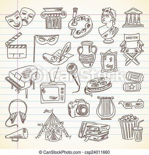 Culture and Art - csp24011660