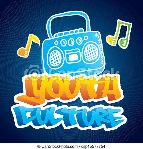 culture, jeunesse - csp15577754