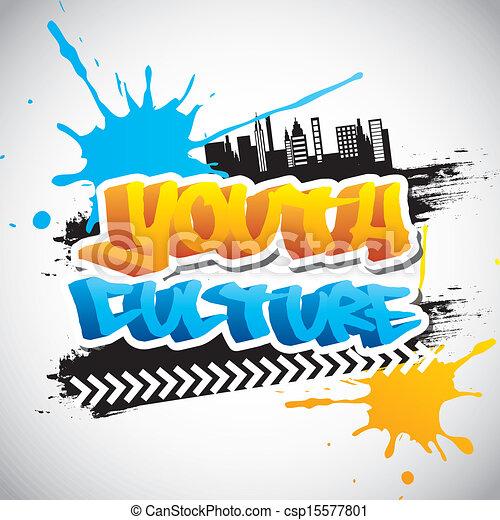 culture, jeunesse - csp15577801