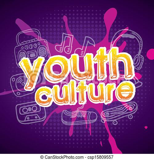 culture jeunesse - csp15809557