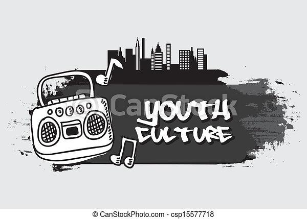 culture, jeunesse - csp15577718