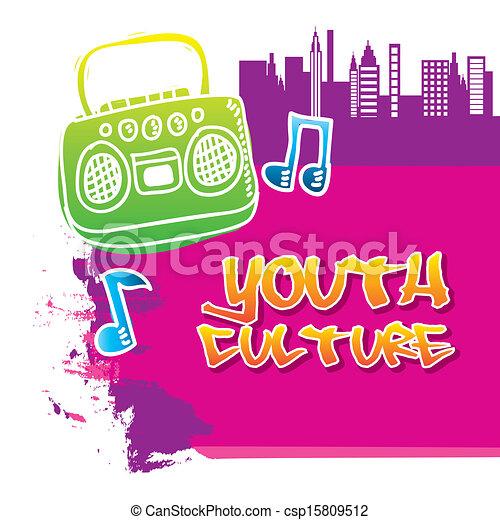 culture jeunesse - csp15809512