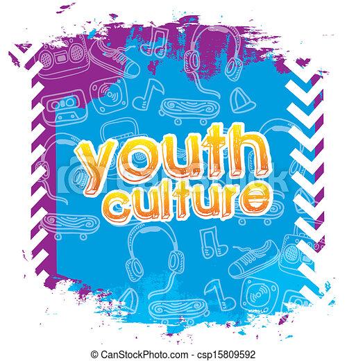 culture jeunesse - csp15809592