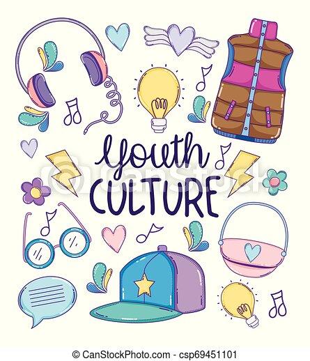 culture jeunesse, dessins animés - csp69451101